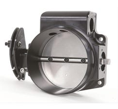 NICK WILLIAMS 102MM CABLE THROTTLE BODY - BLACK - GARAGE SALE - NW/102/CABLE/BLK GS