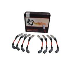 DRAGON FIRE PERFORMANCE 40 OHM PLUGWIRES - RED - LS1/LS2/LS3/LS6/LS7/LS9 - SPW3014-RD