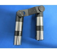 JOHNSON SHORT TRAVEL HYDRAULIC ROLLER LIFTER SET - .300 TALLER - AXLE OILING - BBC - ST2126BBR