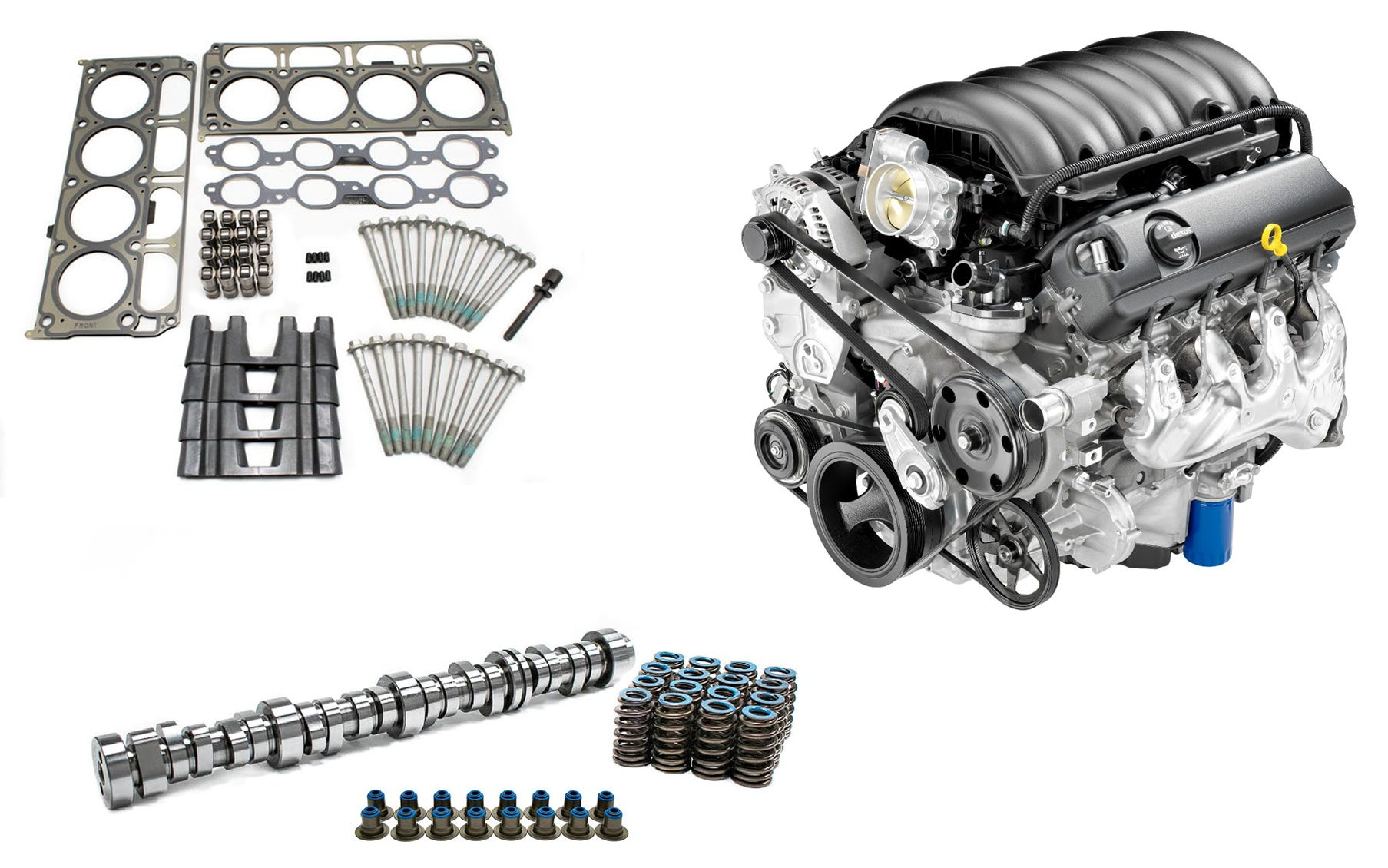 L83 5.3L CRATE ENGINE COMBO